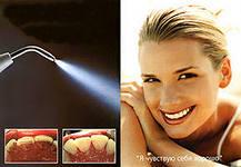 отбеливание зубов по технологии Air Flow